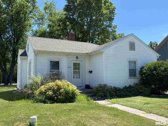 439 W Murray Street, Macomb, IL 61455 (#PA1227521) :: RE/MAX Professionals
