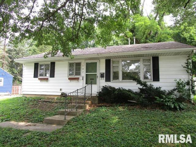 107 Fairview Terrace, Jacksonville, IL 62650 (#CA1008932) :: RE/MAX Professionals
