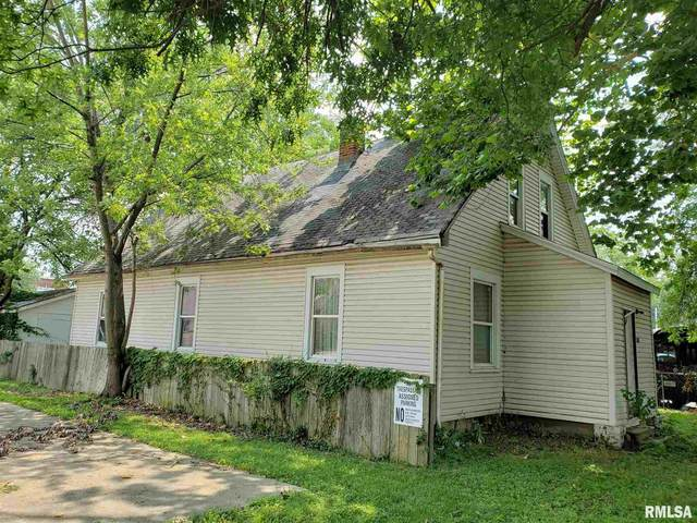 1038 S 3RD Street, Springfield, IL 62702 (#CA1008943) :: Kathy Garst Sales Team