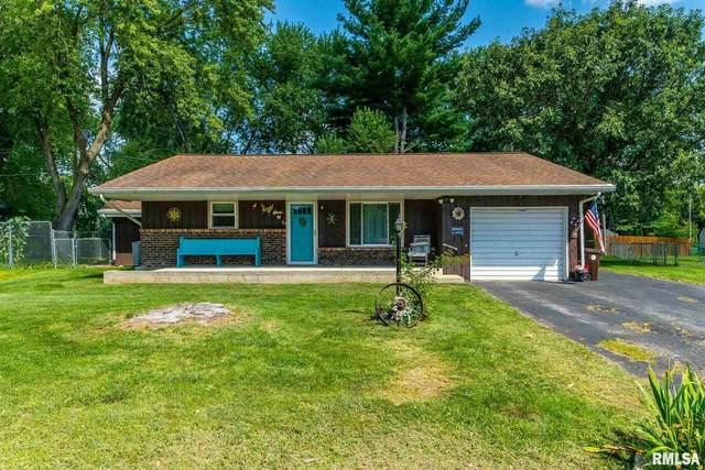 6 Community Drive, Lincoln, IL 62656 (#CA1008945) :: Kathy Garst Sales Team