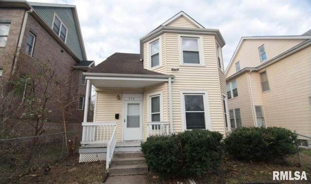 934 22ND Street, Rock Island, IL 61201 (#QC4224849) :: Paramount Homes QC