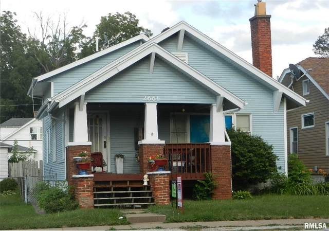 2661 Harrison Street, Davenport, IA 52803 (#QC4224876) :: RE/MAX Preferred Choice