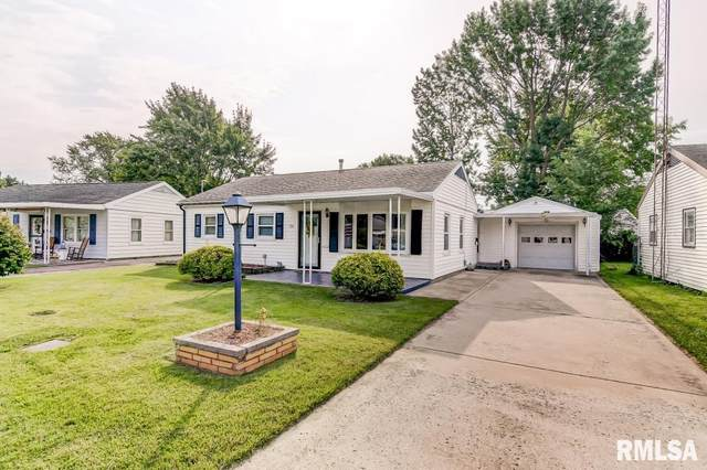 1708 Albert Street, Springfield, IL 62702 (#CA1008975) :: Paramount Homes QC