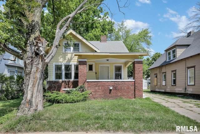 613 W Mcclure Avenue, Peoria, IL 61604 (#PA1227600) :: RE/MAX Preferred Choice