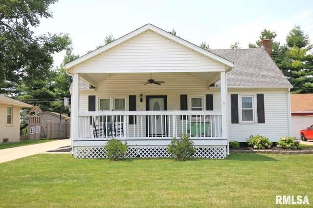 345 S Glen Avenue, Morton, IL 61550 (#PA1227634) :: Killebrew - Real Estate Group