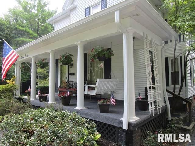 1301 Mound Avenue, Jacksonville, IL 62650 (#CA1009028) :: Killebrew - Real Estate Group