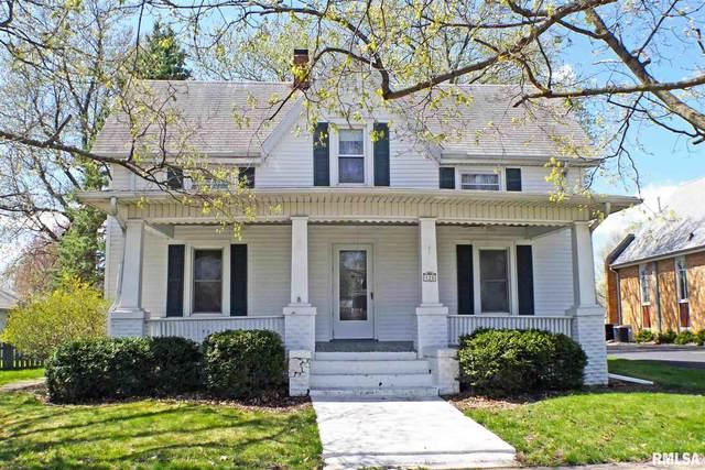 125 N Washington Street, Brimfield, IL 61517 (#PA1227673) :: Paramount Homes QC
