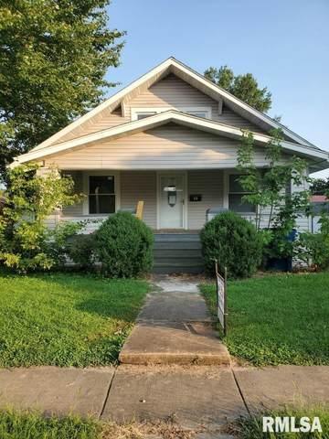418 E 5TH Street, Flora, IL 62839 (#CA1009071) :: Kathy Garst Sales Team