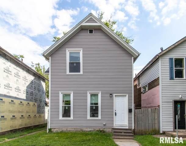 1427 W 4TH Street, Davenport, IA 52802 (#QC4225023) :: Paramount Homes QC