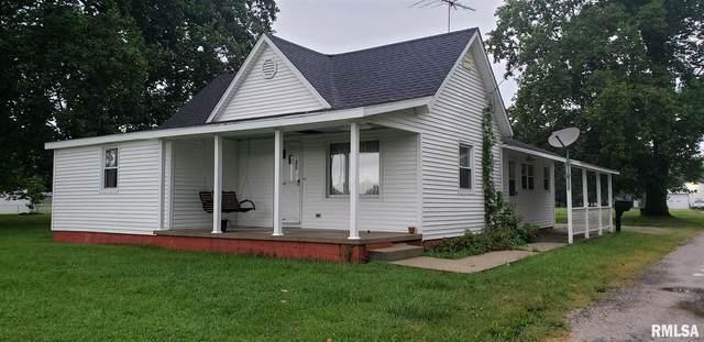 10 Lewis Street, Mechanicsburg, IL 62545 (#CA1009090) :: RE/MAX Professionals
