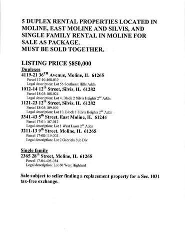 1121-23 12TH Street Street Street Street Street, Silvis, IL 61282 (#QC4225154) :: Paramount Homes QC