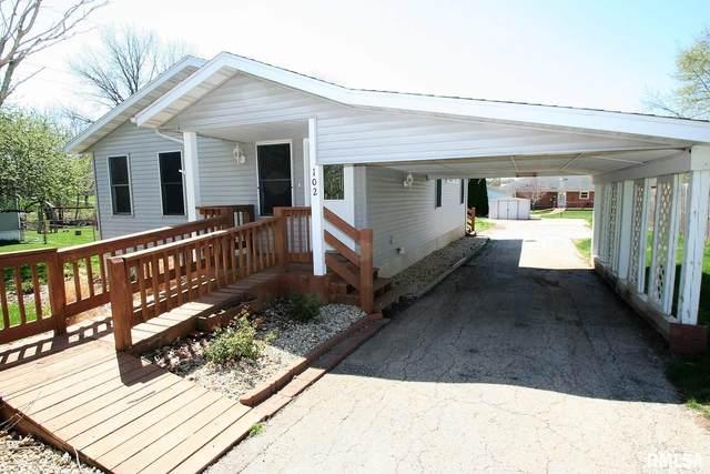 102 Kruse Street, Mackinaw, IL 61755 (#PA1227928) :: Paramount Homes QC