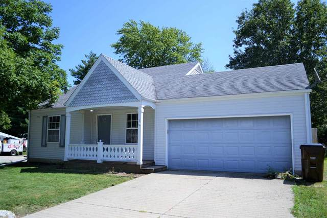 1 Chafe Court, New Berlin, IL 62670 (#CA1009244) :: Killebrew - Real Estate Group