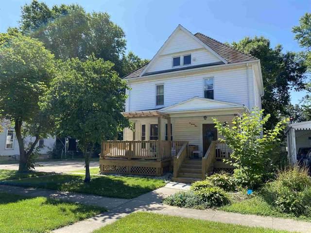 123 W Jefferson Street, Macomb, IL 61455 (#PA1227933) :: Paramount Homes QC