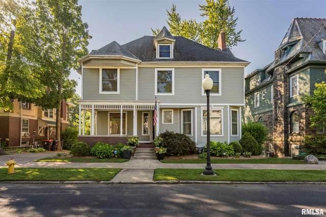 528 W High Street, Peoria, IL 61602 (#PA1227942) :: RE/MAX Preferred Choice