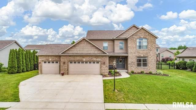 207 Shadow Creek, Washington, IL 61571 (#PA1227976) :: Paramount Homes QC