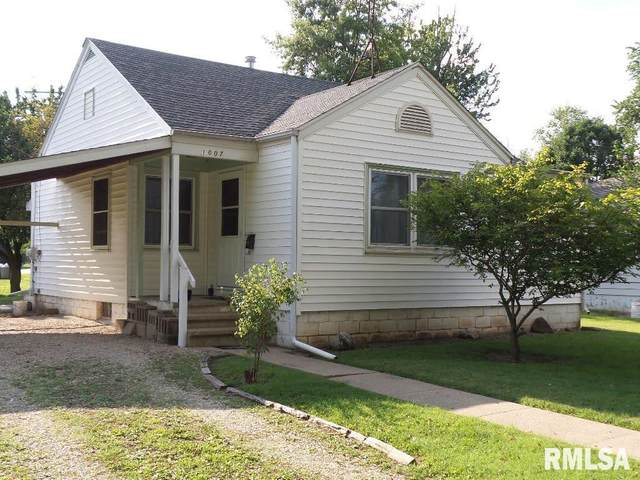 1007 N Benedict Street, Chillicothe, IL 61523 (#PA1227998) :: Paramount Homes QC