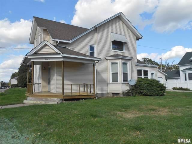 2703 Harrison Street, Davenport, IA 52803 (#QC4225382) :: RE/MAX Preferred Choice