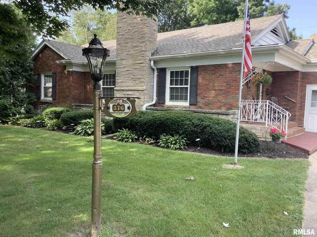 376 Fair Acres Drive, Galesburg, IL 61401 (#CA1009294) :: Paramount Homes QC