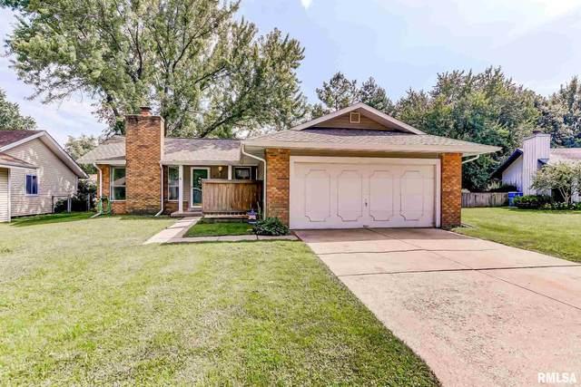 6 Leeds Drive, Springfield, IL 62702 (#CA1009312) :: Paramount Homes QC