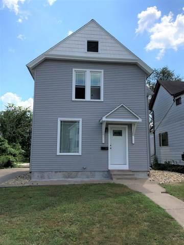 813 E 15TH Street, Davenport, IA 52803 (#QC4225415) :: Paramount Homes QC