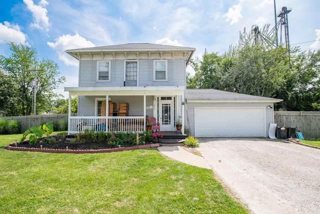 416 E Chatham Street, Metamora, IL 61548 (#PA1228047) :: RE/MAX Preferred Choice