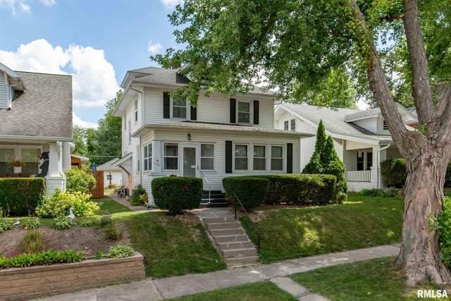 1122 3RD Street A, Moline, IL 61265 (#QC4225453) :: Paramount Homes QC