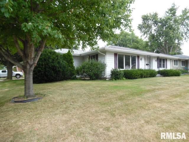 1101 3RD Avenue, Fulton, IL 61252 (#QC4225529) :: Paramount Homes QC
