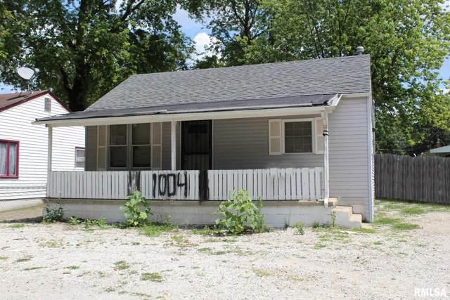 1004 N Wesley Street, Springfield, IL 62702 (#CA1009386) :: Kathy Garst Sales Team