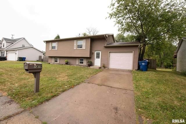 1419 N Zenith Avenue, Davenport, IA 52804 (#QC4225617) :: RE/MAX Preferred Choice