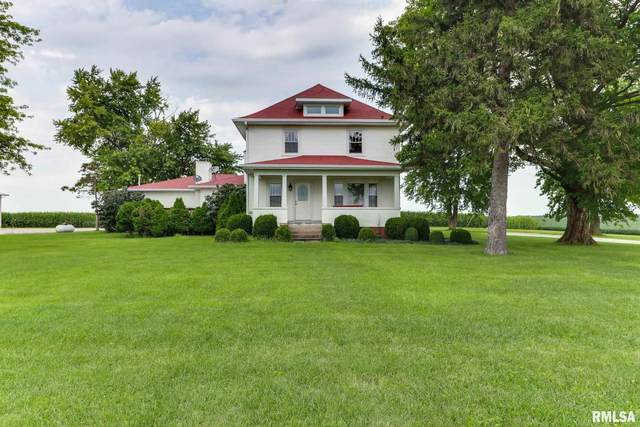 29942 State Route 122 Route, Minier, IL 61759 (#PA1228228) :: Paramount Homes QC