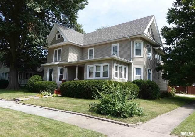 913 N Prairie Street, Galesburg, IL 61401 (#CA1009476) :: Kathy Garst Sales Team