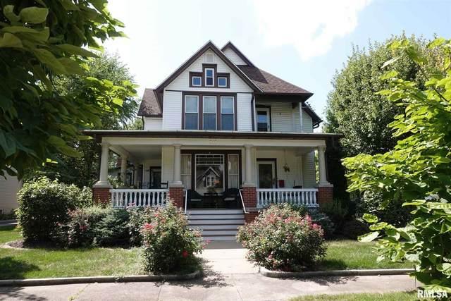 838 Willard Street, Galesburg, IL 61401 (#CA1009485) :: Kathy Garst Sales Team
