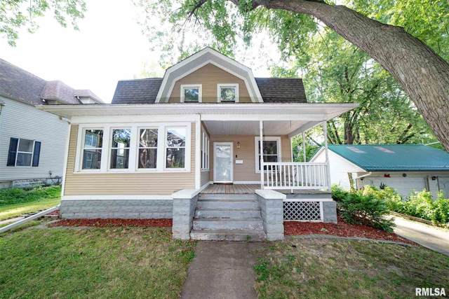 2126 Iowa Street, Davenport, IA 52803 (#QC4225761) :: RE/MAX Preferred Choice