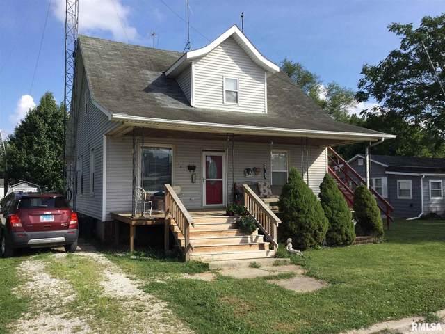 186 N Crafford Street, Bushnell, IL 61422 (#PA1228297) :: Paramount Homes QC