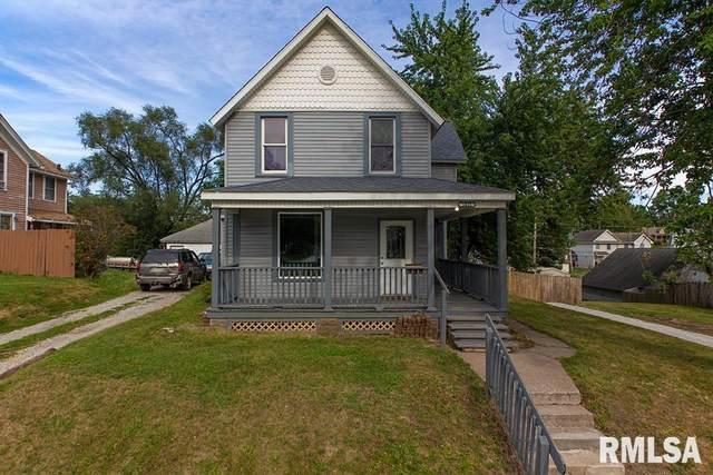 1431 Bridge Avenue, Davenport, IA 52803 (#QC4225780) :: Paramount Homes QC