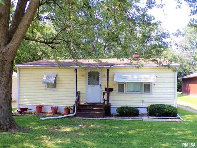 1372 Jefferson Street, Galesburg, IL 61401 (#CA1009510) :: Paramount Homes QC