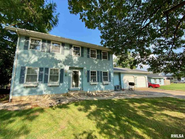 10 Country Towne Road, Springfield, IL 62712 (#CA1009521) :: Kathy Garst Sales Team