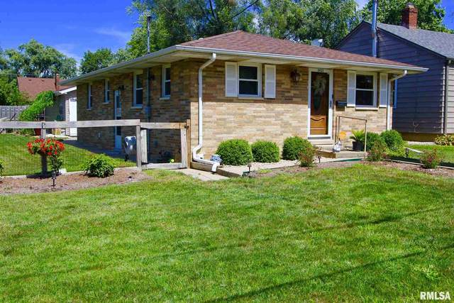 2423 W Callender Avenue, West Peoria, IL 61604 (#PA1228335) :: Paramount Homes QC