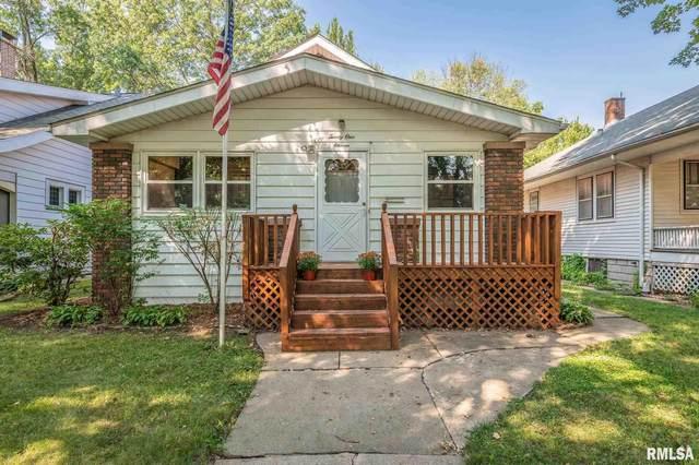 2111 13TH Street, Moline, IL 61265 (#QC4225932) :: Paramount Homes QC