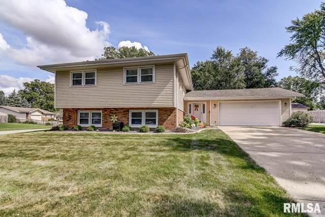 2436 Arrowhead Drive, Springfield, IL 62702 (#CA1009615) :: Kathy Garst Sales Team