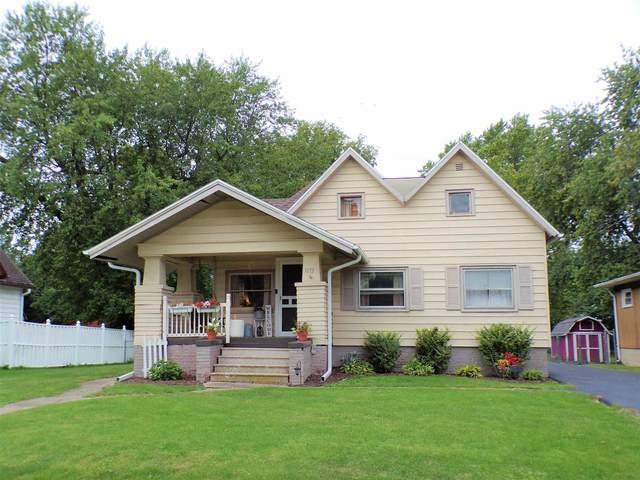 1172 N Kellogg Street, Galesburg, IL 61401 (#CA1009654) :: Paramount Homes QC