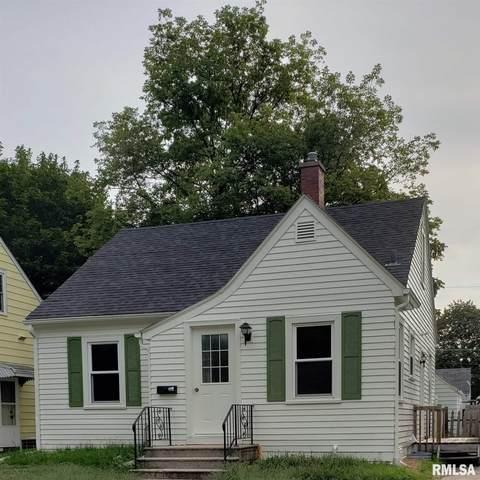 2460 32ND Street, Moline, IL 61265 (#QC4226109) :: Paramount Homes QC