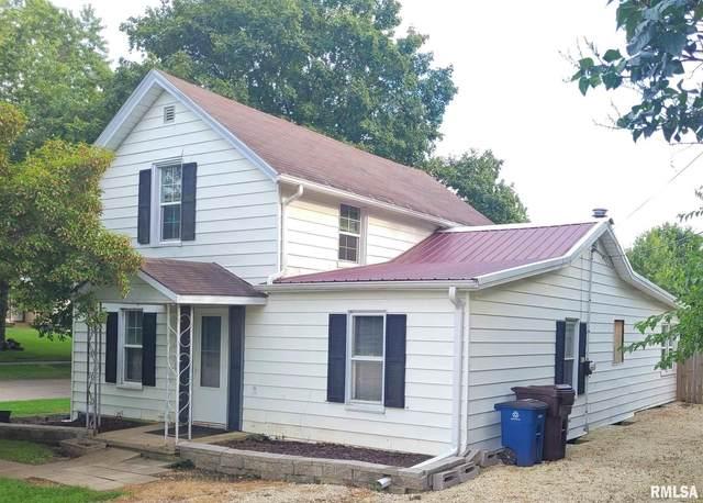 100 W Jefferson Street, Toulon, IL 61483 (#PA1228538) :: Paramount Homes QC