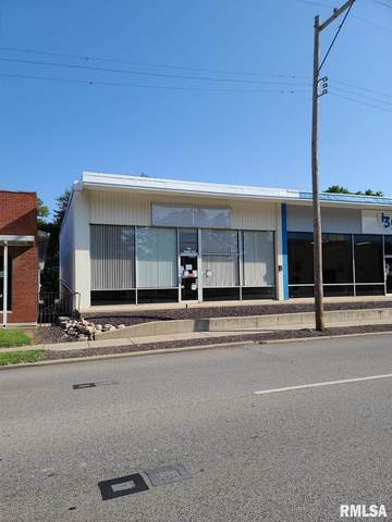 402 W Morton Avenue, Jacksonville, IL 62650 (#CA1009704) :: RE/MAX Professionals