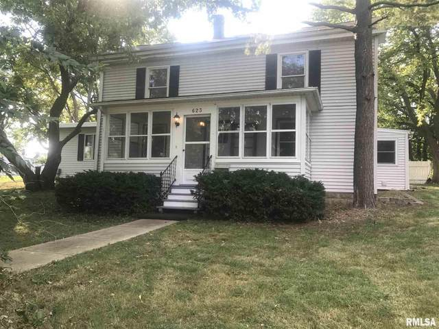 623 N 1ST Street, Chillicothe, IL 61523 (#PA1228552) :: RE/MAX Preferred Choice