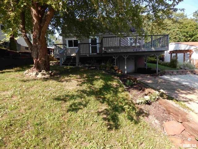 407 S Eastland Avenue, Peoria, IL 61604 (#PA1228581) :: RE/MAX Preferred Choice