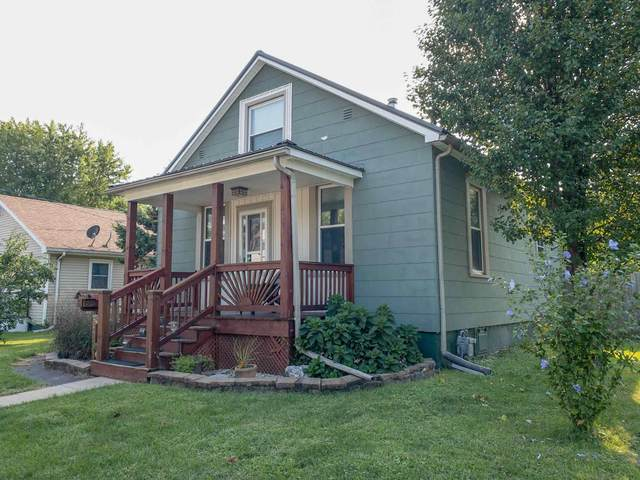 266 Ohio Avenue, Galesburg, IL 61401 (#CA1009739) :: Paramount Homes QC