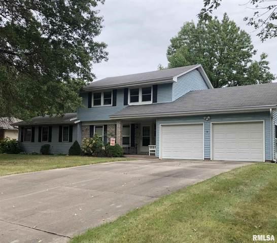 113 Doe Run, Macomb, IL 61455 (#PA1228597) :: Killebrew - Real Estate Group