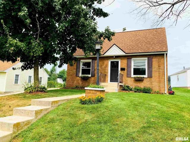 119 North Street, Washington, IL 61571 (#PA1228605) :: Paramount Homes QC